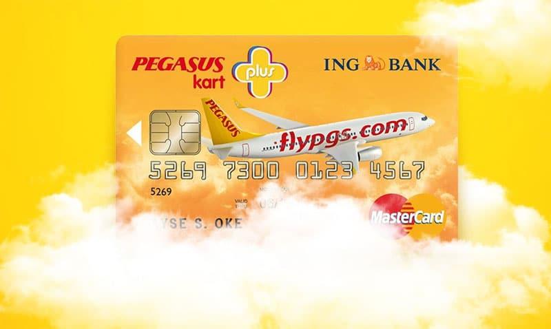 ING Pegasus Plus Kart Başvurusu Nasıl Yapılır?