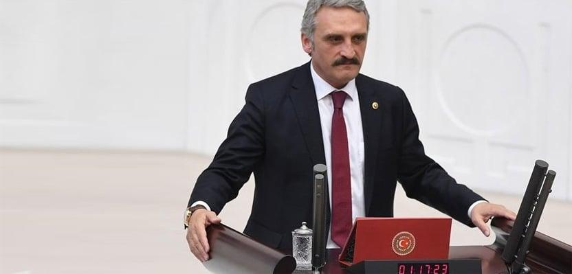 Ak Partili vekil Ahmet Hamdi Çamlı yine boş laf etti