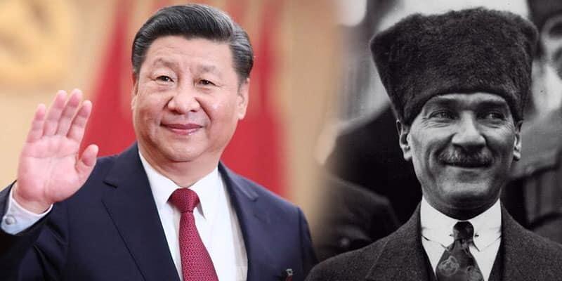 Çin'den gelen 2 milyon kitin ücretini Atatürk mü ödedi?