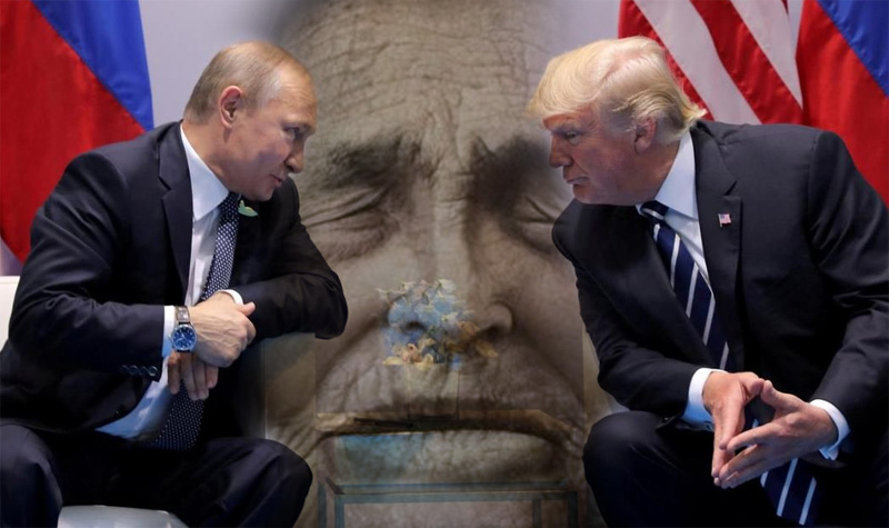 Baba Vanga'nın 2020 yılı Trump ve Putin kehaneti!
