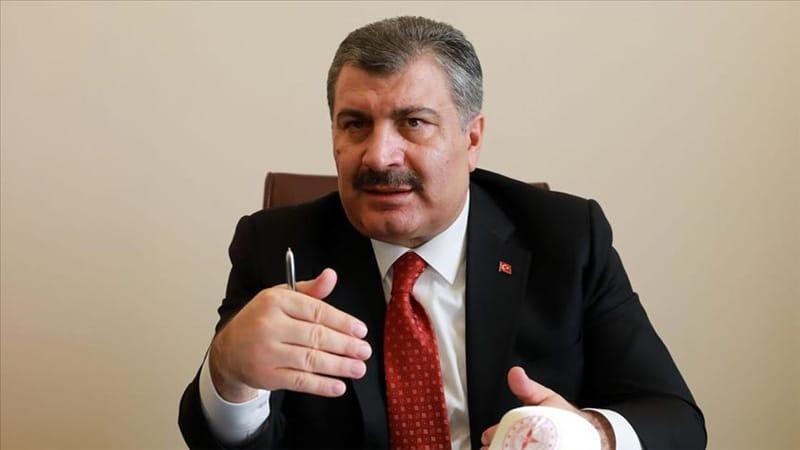 Sağlık Bakanı Koca'dan korkutan Koronavirüs açıklaması