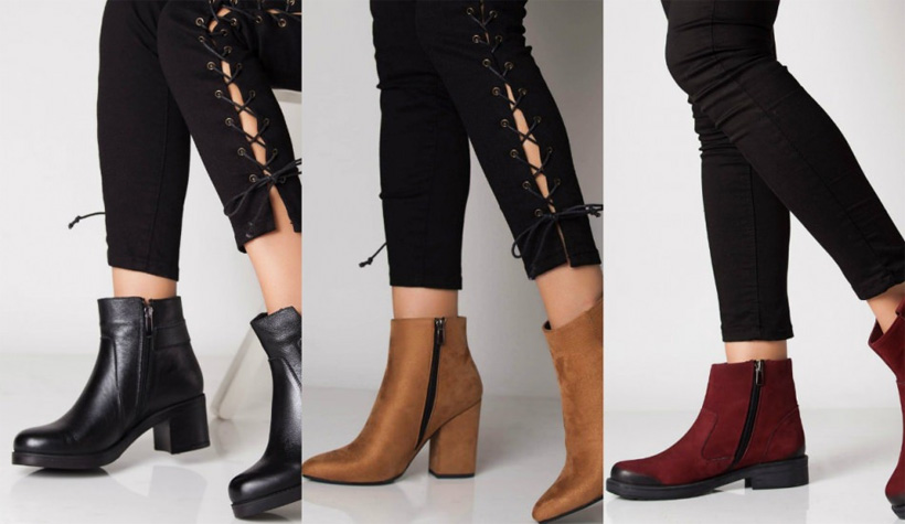 Sezonun Trend Kadın Ayakkabı Modelleri