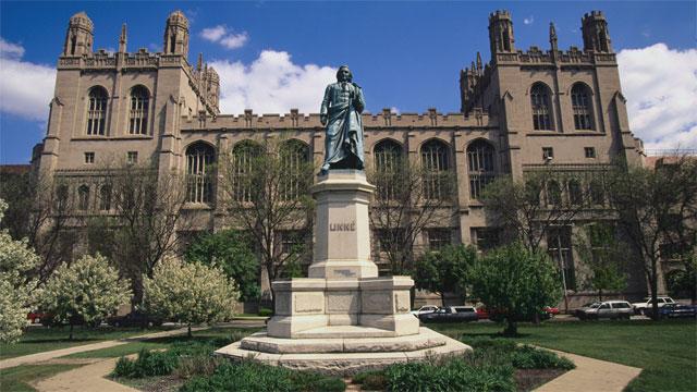 9.Chicago Üniversitesi (University Of Chicago)