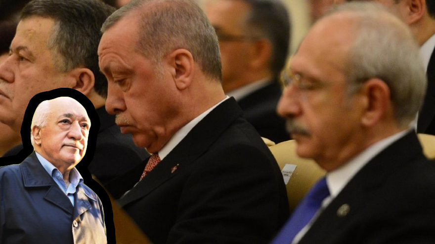 FETÖ'yü Türkiye'ye CHP Yerleştirdi!