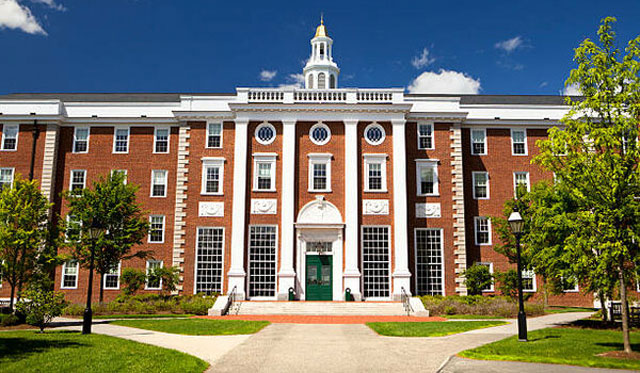 1.Harvard University