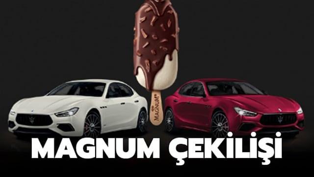 Magnum 2020 çekilişini hangi şirket yapacak?