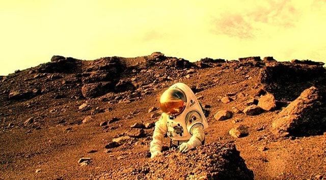 Mars'ta Yaşam Başlıyor