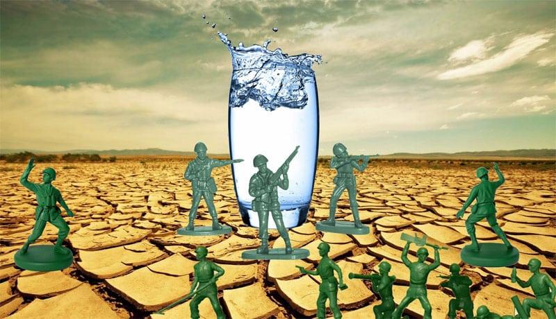 Önümüzdeki Yıllarda Su Savaşları Olabilir