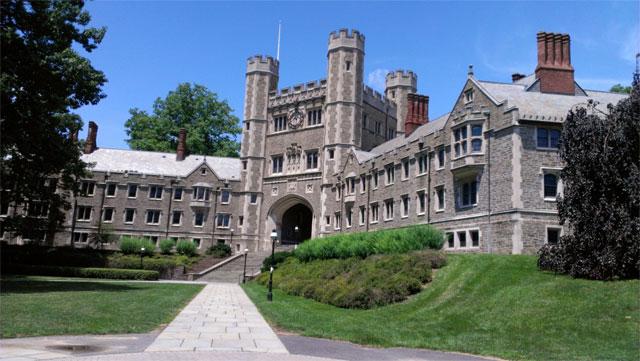 5.Princeton Üniversitesi