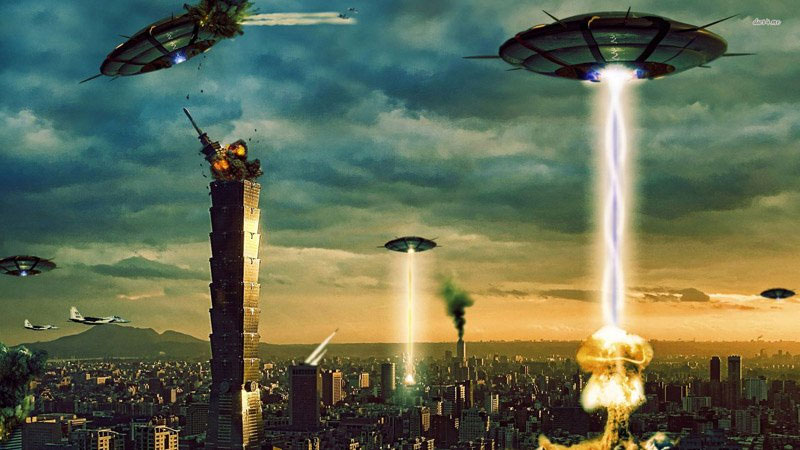 İnsanlığın Korkulu Rüyası Uzaylı İstilası
