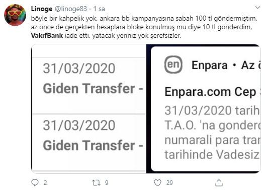 Vakıfbank, Manur Yavaş ve Ekrem İmamoğlu'nun başlattığı bağış hesabını bloke etti