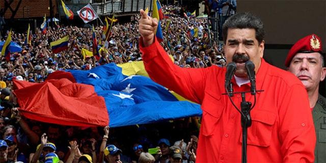Venezuela'da korona virüsü önlemleri