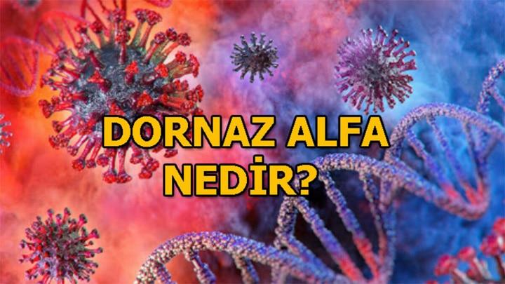 Prof. Dr. Ercüment Ovalı'nın açıkladığı Dornaz Alfa nedir?
