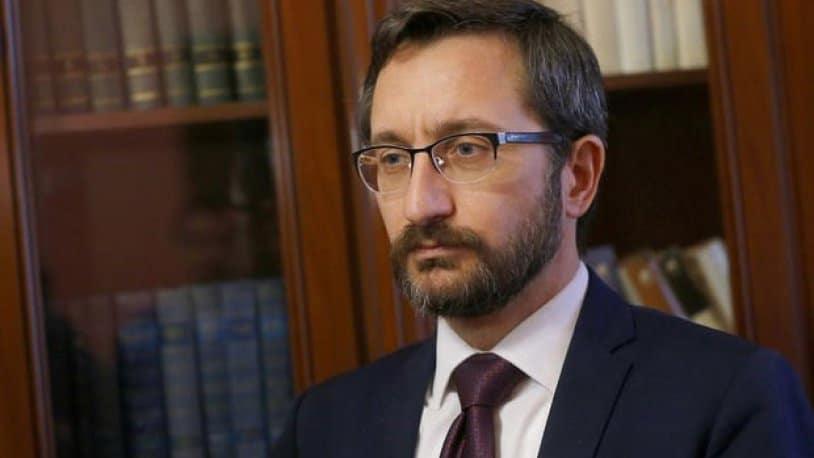 İmamoğlu, Fahrettin Altun'un Boğaz'daki kaçak yapısını yıktı!