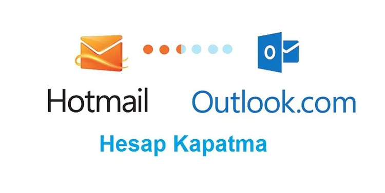 Outlook-Hotmail Hesabı Silme