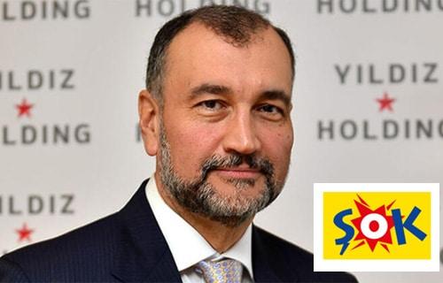 1. Şok Market'in sahibi Murat Ülker Türkiye'nin en zengin insanı