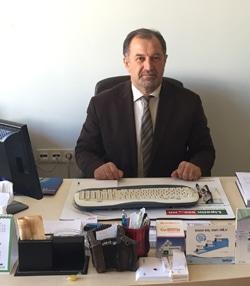 Aydın Adnan Menderes Üniversitesi Uygulama ve Araştırma Hastanesi Algoloji Bölümü Bilim Dalı Başkanı Prof. Doktor Osman Nuri A.