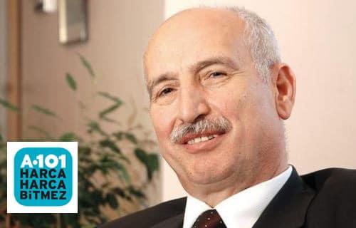 3. A101'in sahibi Turgut Aydın belki de Türkiye'nin en zengini ama