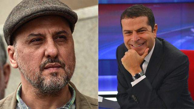 Cüneyt Özdemir ve Ahmet Şık arasında görülmemiş kavga!