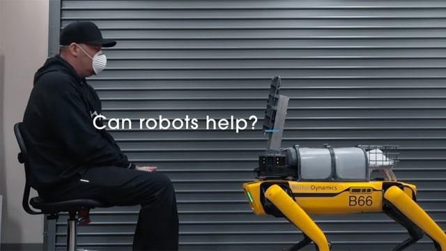 Boston Dynamics 7 ay sonra ilk kez video yayınladı! İnanılmaz!