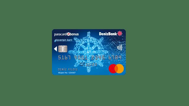 Denizbank SMS ile Kredi Kartı Başvurusu Nasıl Yapılır?