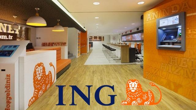 İNG Bank'tan Anında Onaylı Kredi Kartı
