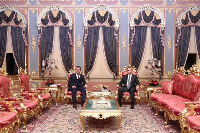 İstanbul Valisi Ali Yerlikaya'nın çalışma odası