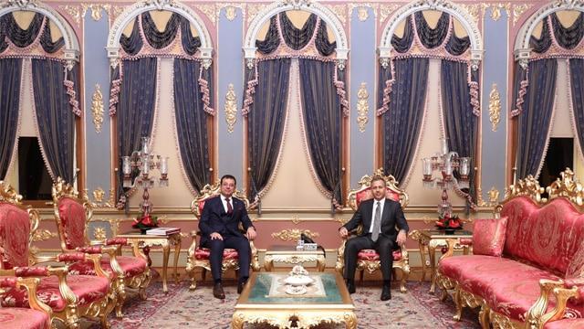 Türkiye, İstanbul Valisi Ali Yerlikaya'nın çalışma ofisini konuşuyor