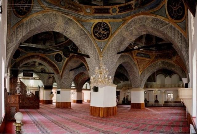 İşte Nasrullah Camii'nin öncesi ve sonrası fotoğrafları