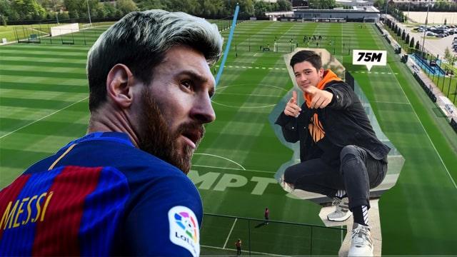 Messi'nin rekorunu kıran Türk YouTuber Nevzat Özkur Trend listesine girdi