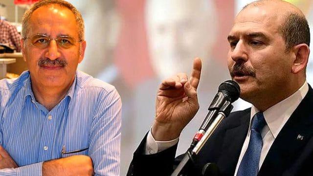 Süleyman Soylu'nun hedef gösterdiği Gazeteci Saygı Öztürk canlı yayında ağladı