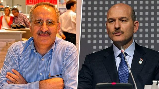 Gazeteci Saygı Öztürk'e Bakan Süleyman Soylu'dan çok sert tepki!