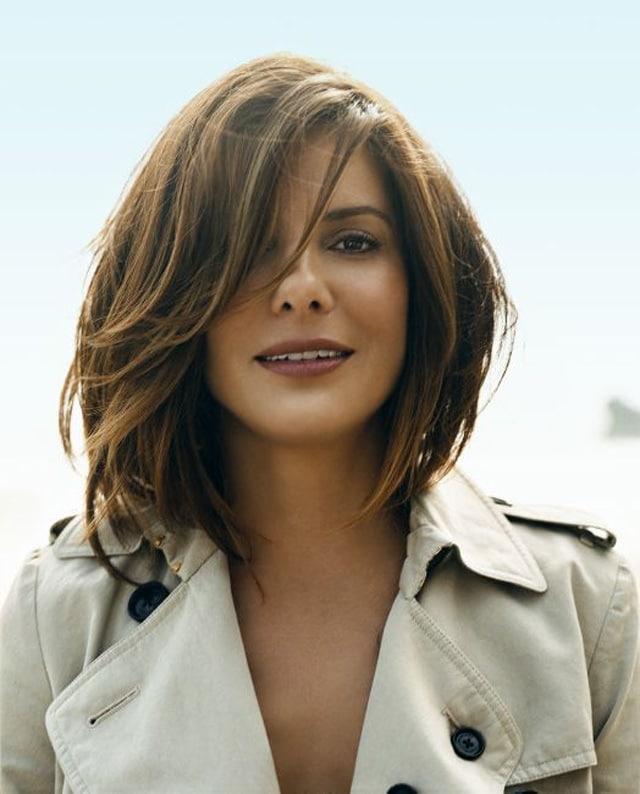 Sandra Bullock gençliği