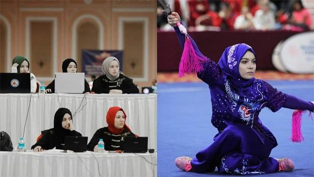 (TWF) Başkanvekili Abdurrahman Akyüz'ün kızı Elif Akyüz