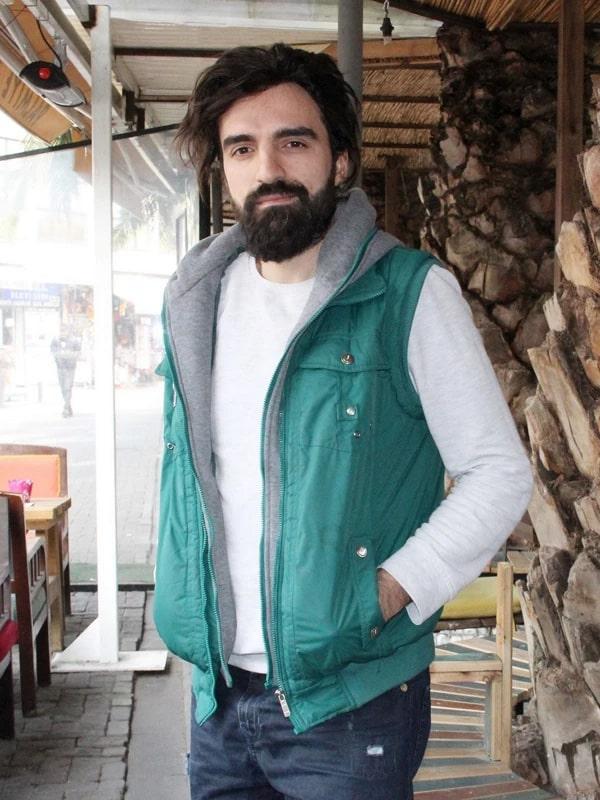 Korku Takvimi sinema filminin yapımcısı Yunus Şevik
