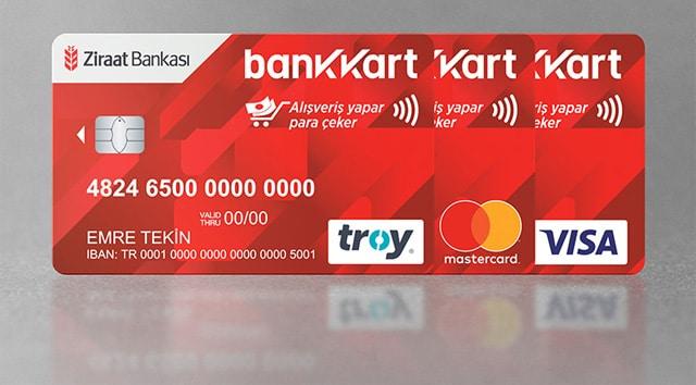 Ziraat Bankası Kredi Kartı Başvurusu Nasıl Yapılır? Anında Onay