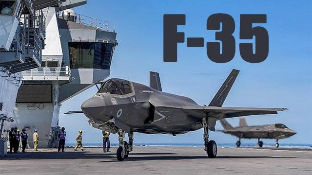 F-35 resmi sitesinden Türkiye adını sildiler!