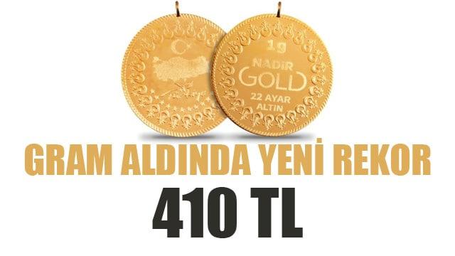 Anlık altın fiyatları