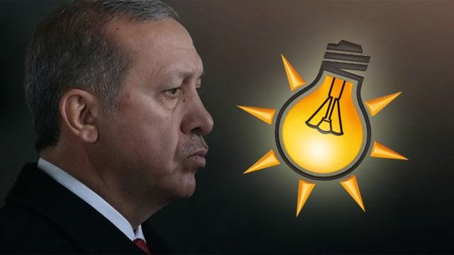 Ak Parti ve Erdoğan'ın oylarında tarihi düşüş!