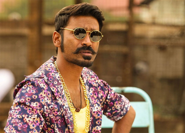 Dhanush yeni filminin çekimleri için yeni bir mahalle kurdu