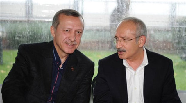 Kemal Kılıçdaroğlu Cumhurbaşkanı Recep Tayyip Erdoğan