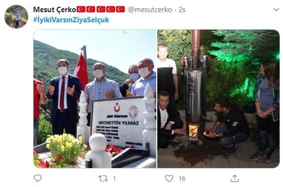 Hatay Antakya İlçe Milli Eğitim Müdürü Mesut Çerko