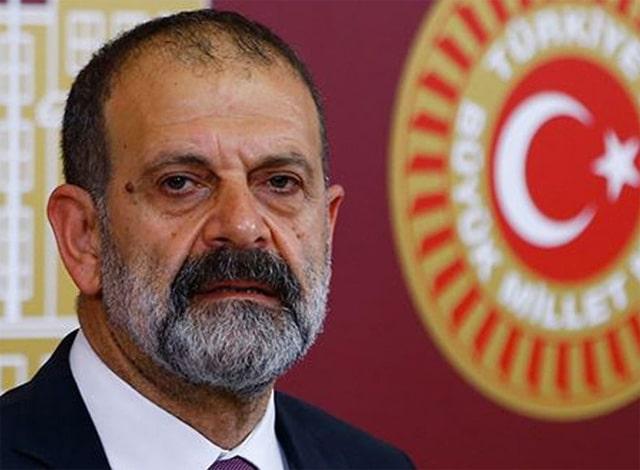 HDP Mardin Milletvekili Tuma Çelik