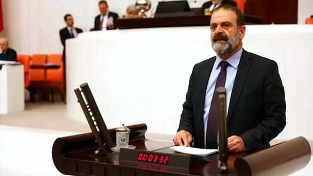 HDP Mardin Milletvekili Tuma Çelik bir kadına tecavüz etmiş!