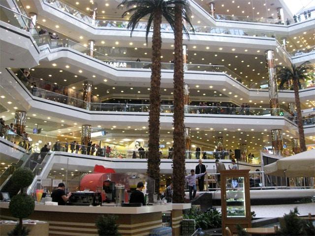 İstanbul Cevahir Alışveriş ve Eğlence Merkezi (AVM)