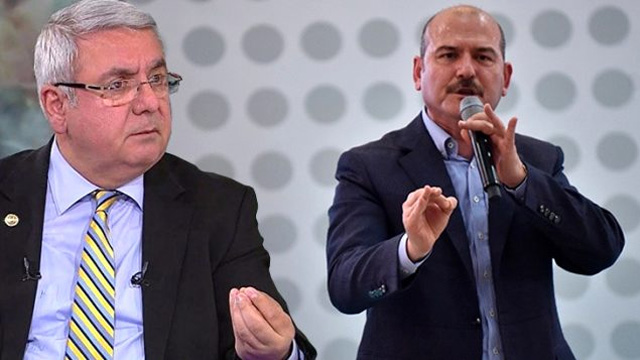 Süleyman Soylu ile Mehmet Metiner arasında canlı yayında FETÖ kavgası