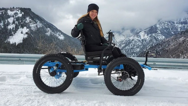 Engelli eşi için Off-Road aracı tasarladı şimdi seri üretime geçti