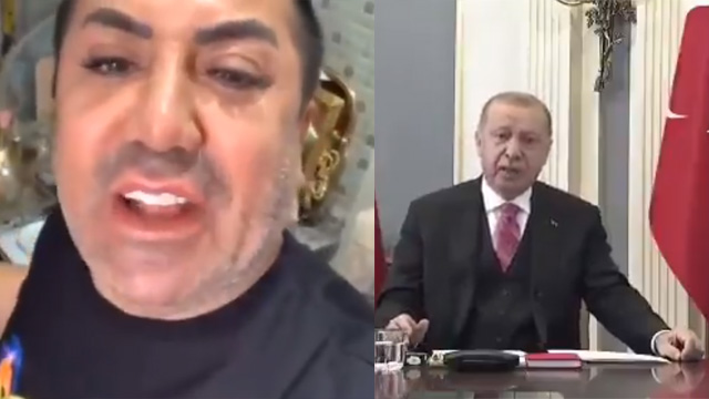 Cumhurbaşkanı Neksflis dedi Mahmut Övüç TT oldu