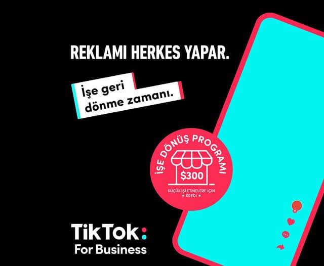 TikTok Reklam