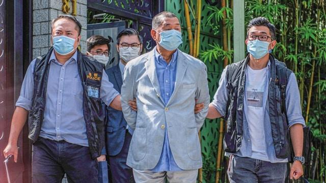 Jimmy Lai'nin tutuklanması doların ateşini yükseltebilir!